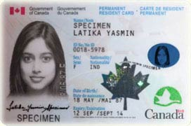 Frequently Asked Questions About The Permanent Resident Card